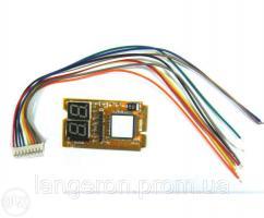 POST карта для ноутбуков PCI PCIe LPC + E-LPC